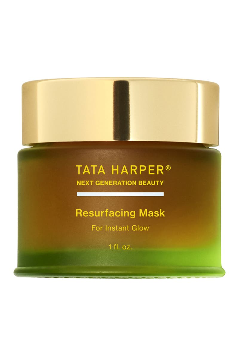 TATA HARPER SKINCARE Resurfacing Mask, Main, color, NO COLOR