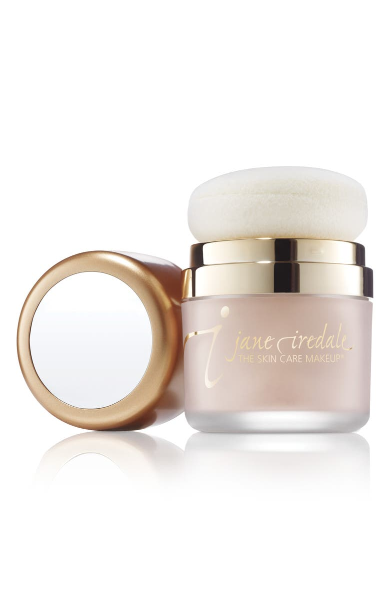 JANE IREDALE Powder Me Dry Broad Spectrum SPF 30 Sunscreen, Main, color, TRANSLUCENT