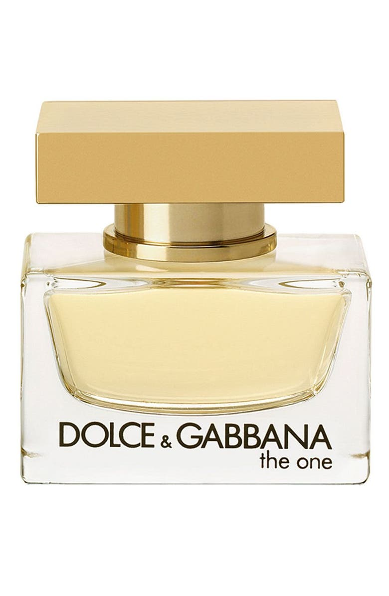 DOLCE&GABBANA Beauty The One Eau de Parfum, Main, color, NO COLOR