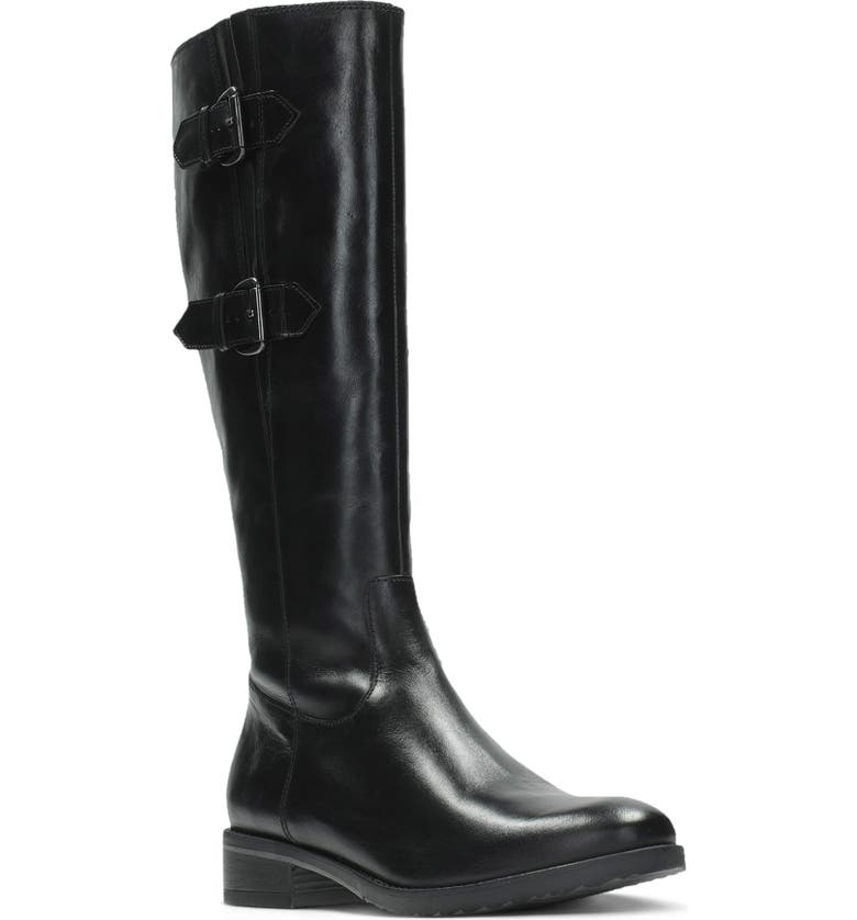 CLARKS<SUP>®</SUP> Tamro Spice Knee High Boot, Main, color, 003