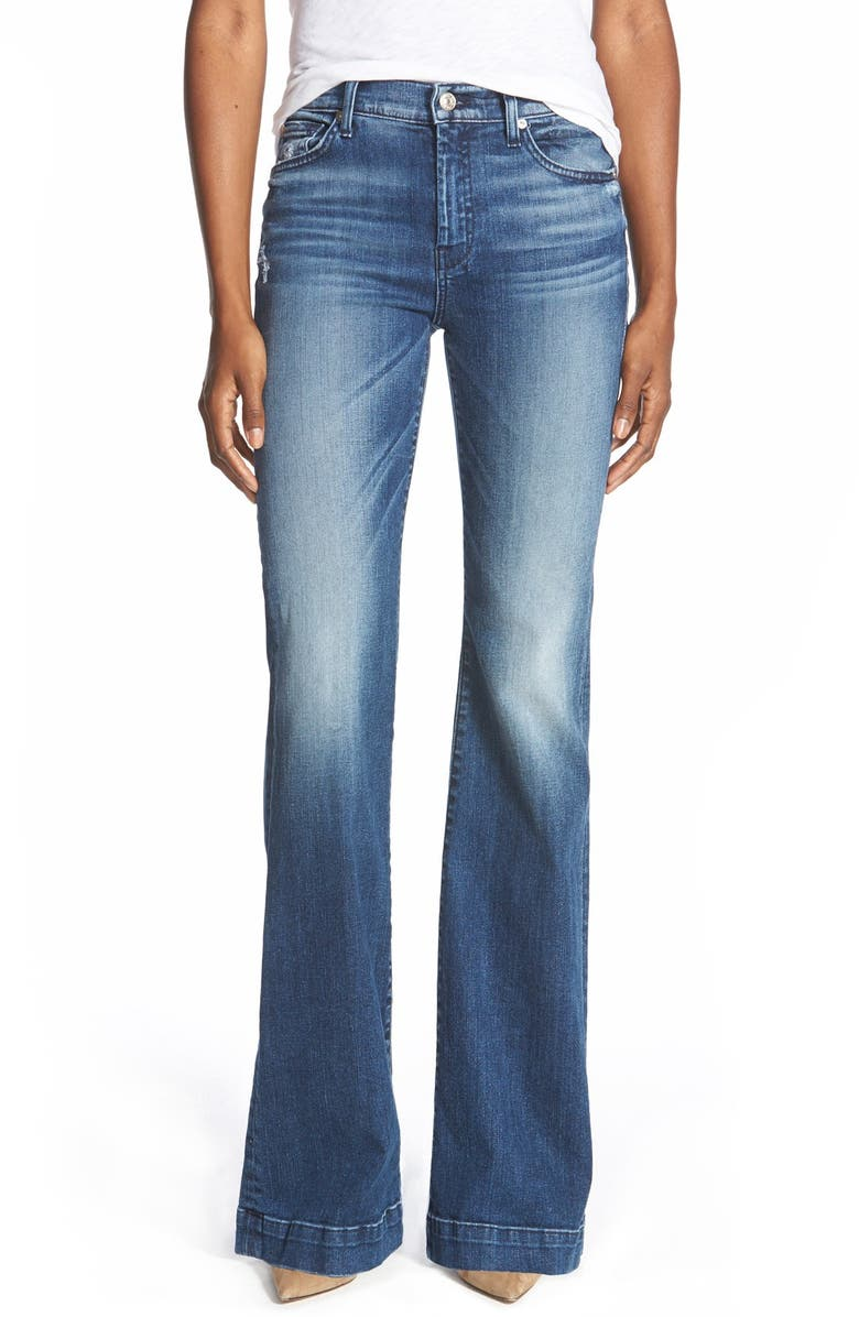 7 FOR ALL MANKIND <sup>®</sup> b, Main, color, LAKE BLUE