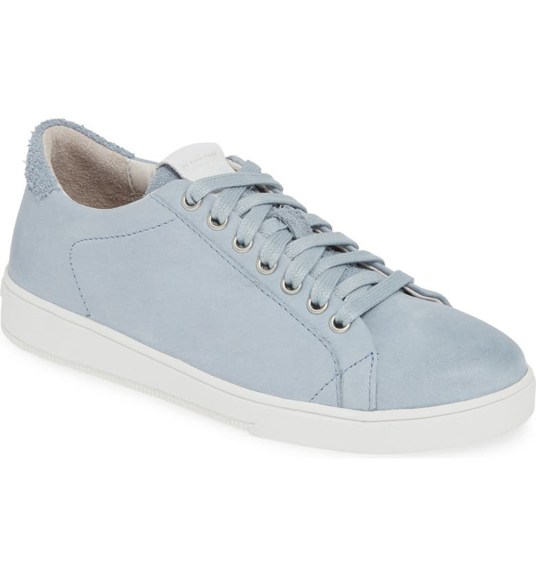 BLACKSTONE RL85 Low Top Sneaker, Main, color, CHAMBRAY BLUE LEATHER