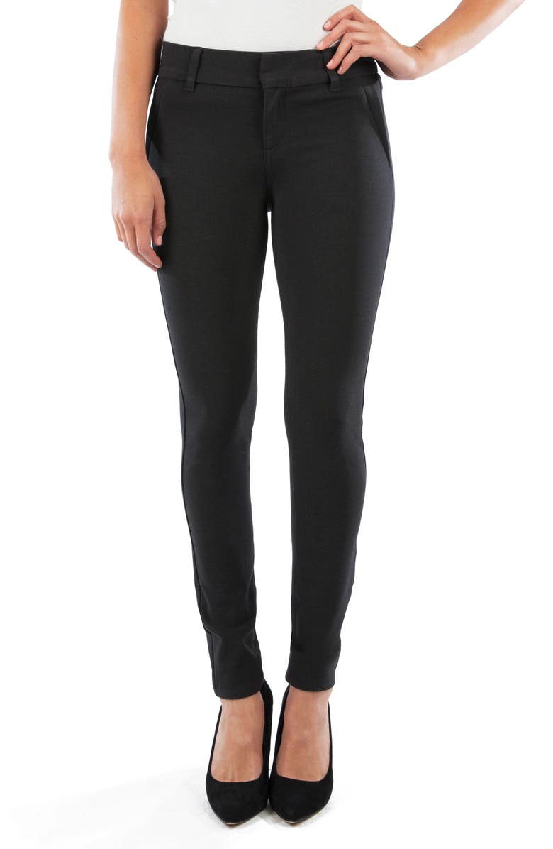 KUT FROM THE KLOTH Mia Ponte Ankle Pants, Main, color, 031