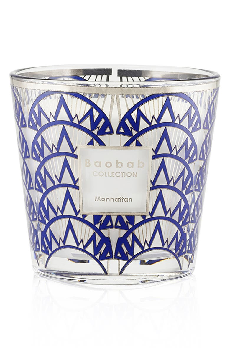 BAOBAB COLLECTION My First Baobab Candle, Main, color, MANHATTAN