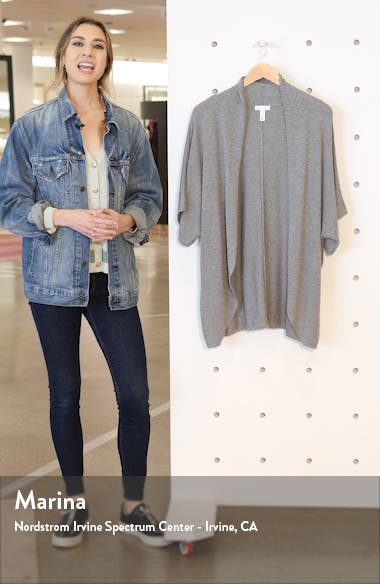 Dolman Sleeve Cardigan, sales video thumbnail