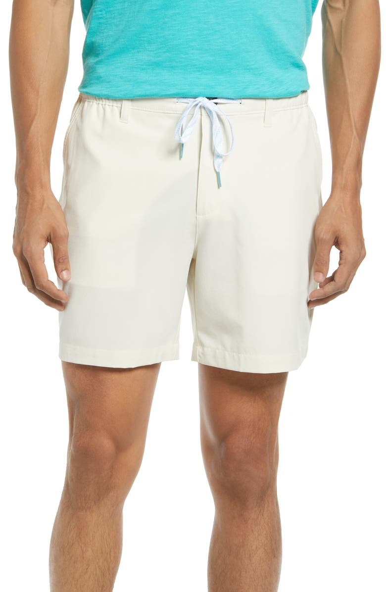 CHUBBIES Everywear Stretch Shorts, Main, color, NATURAL