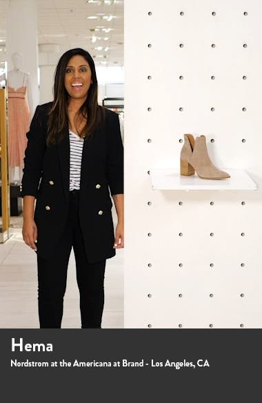 Kaylah Pointed Toe Bootie, sales video thumbnail