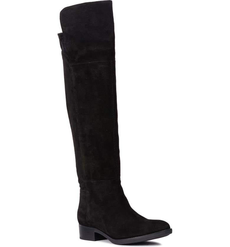 GEOX Felicity Knee High Boot, Main, color, 001