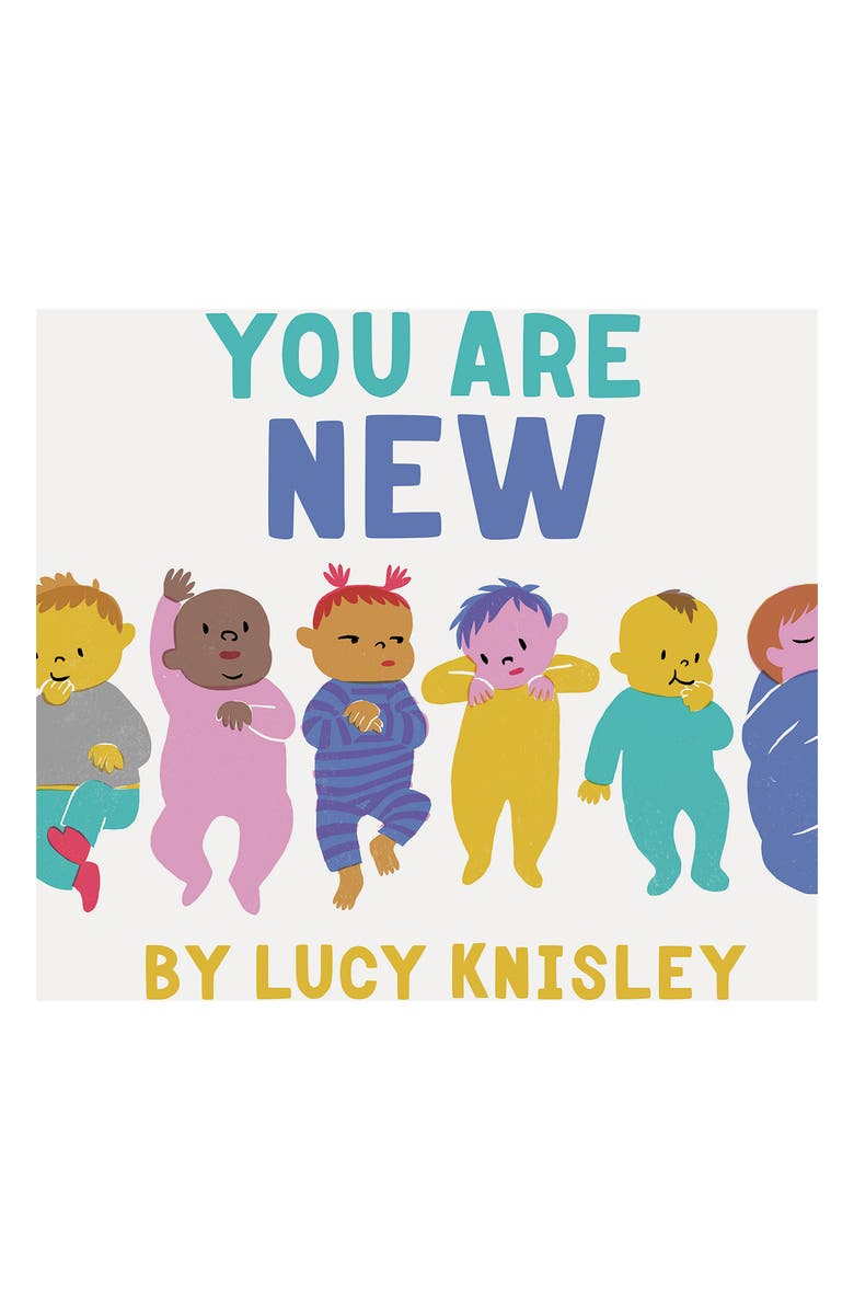 CHRONICLE BOOKS 'You Are New' Book, Main, color, 960