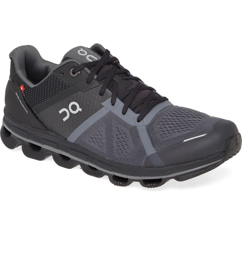 ON running Cloudace Running Shoe, Main, color, GRAPHITE/ ROCK