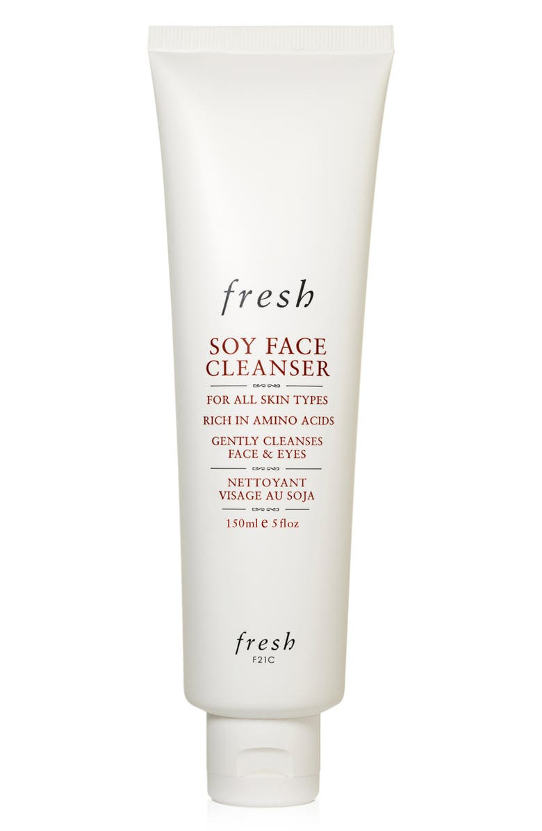 FRESH<SUP>®</SUP> Soy Face Cleanser<sup>®</sup>, Main, color, NO COLOR