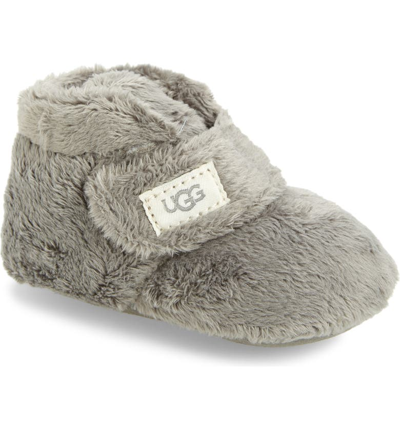 UGG<SUP>®</SUP> Bixbee Bootie, Main, color, CHARCOAL