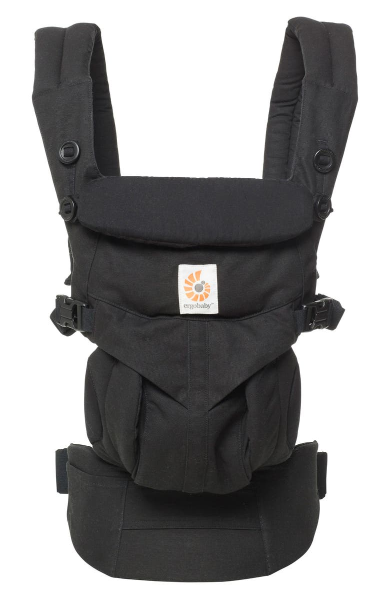 ERGOBABY Omni 360 Baby Carrier, Main, color, PURE BLACK