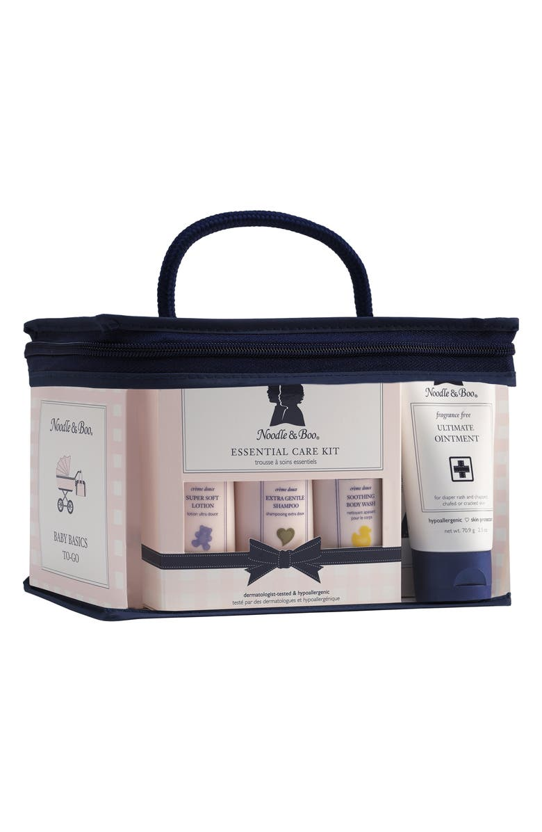 NOODLE & BOO Basics To-Go Gift Set, Main, color, 960