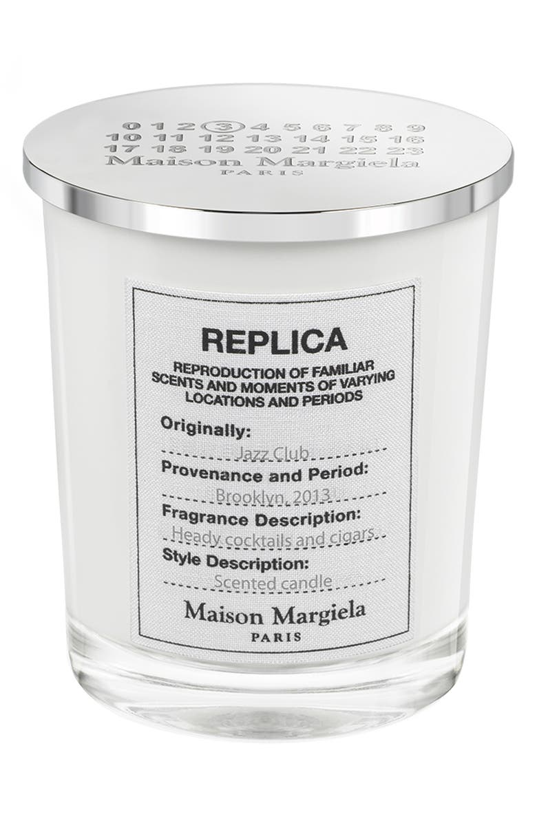 MAISON MARGIELA Replica Jazz Club Scented Candle, Main, color, NO COLOR