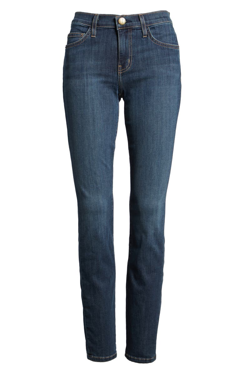 CURRENT/ELLIOTT 'The Ankle' Skinny Jeans, Main, color, 400
