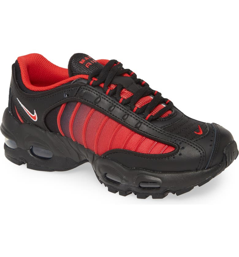 NIKE Air Max Tailwind IV GS Sneaker, Main, color, 001
