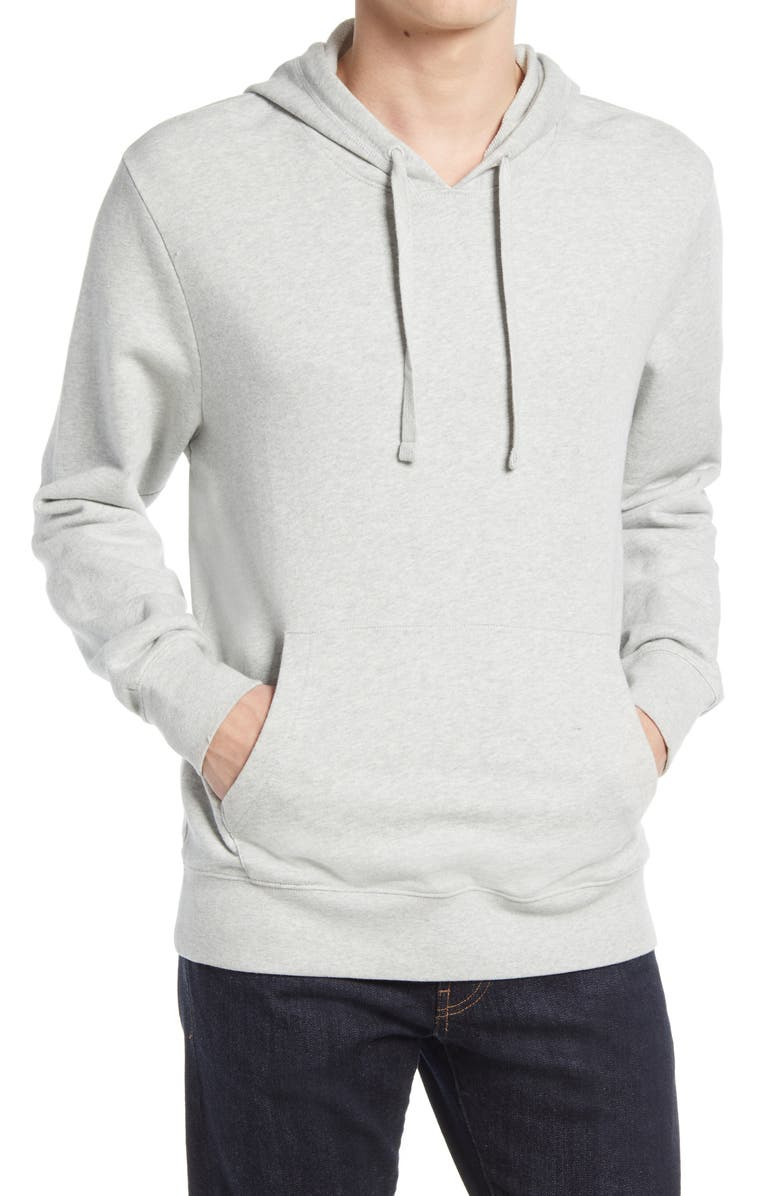 1901 Garment Washed Hoodie, Main, color, 050