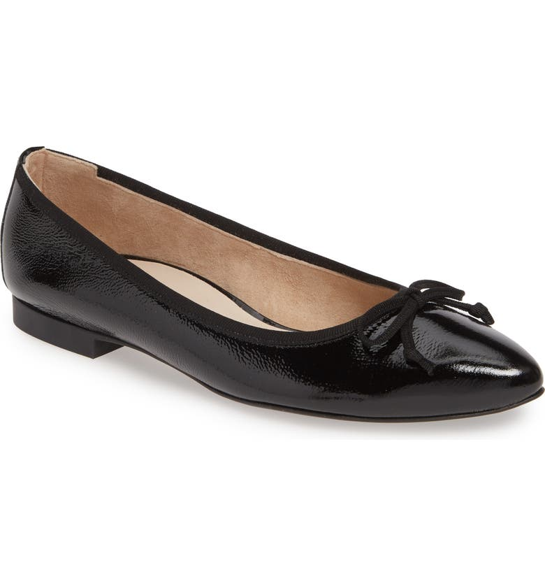 PAUL GREEN Andre Pointy Toe Ballet Flat, Main, color, 005