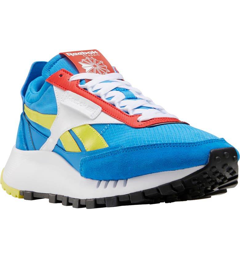 REEBOK Classic Legacy Sneaker, Main, color, BLUE/ BLUE