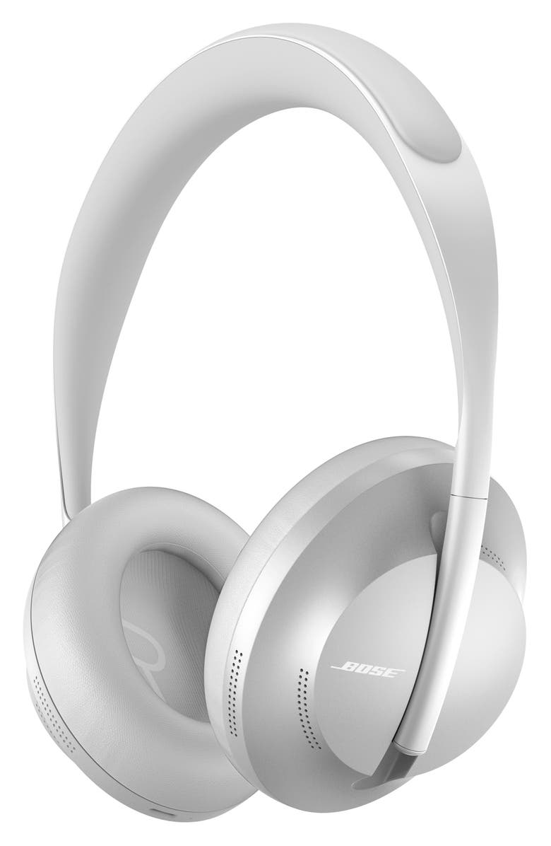 BOSE<SUP>®</SUP> Noise Canceling 700 Over-Ear Headphones, Main, color, Silver