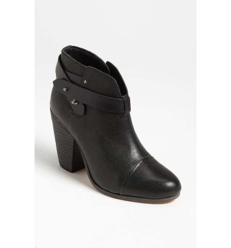 RAG & BONE Harrow Leather Boot, Main, color, 001