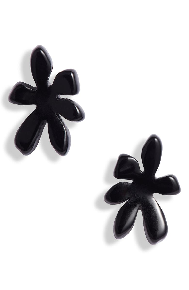 LELE SADOUGHI Paper Lily Stud Earrings, Main, color, 001