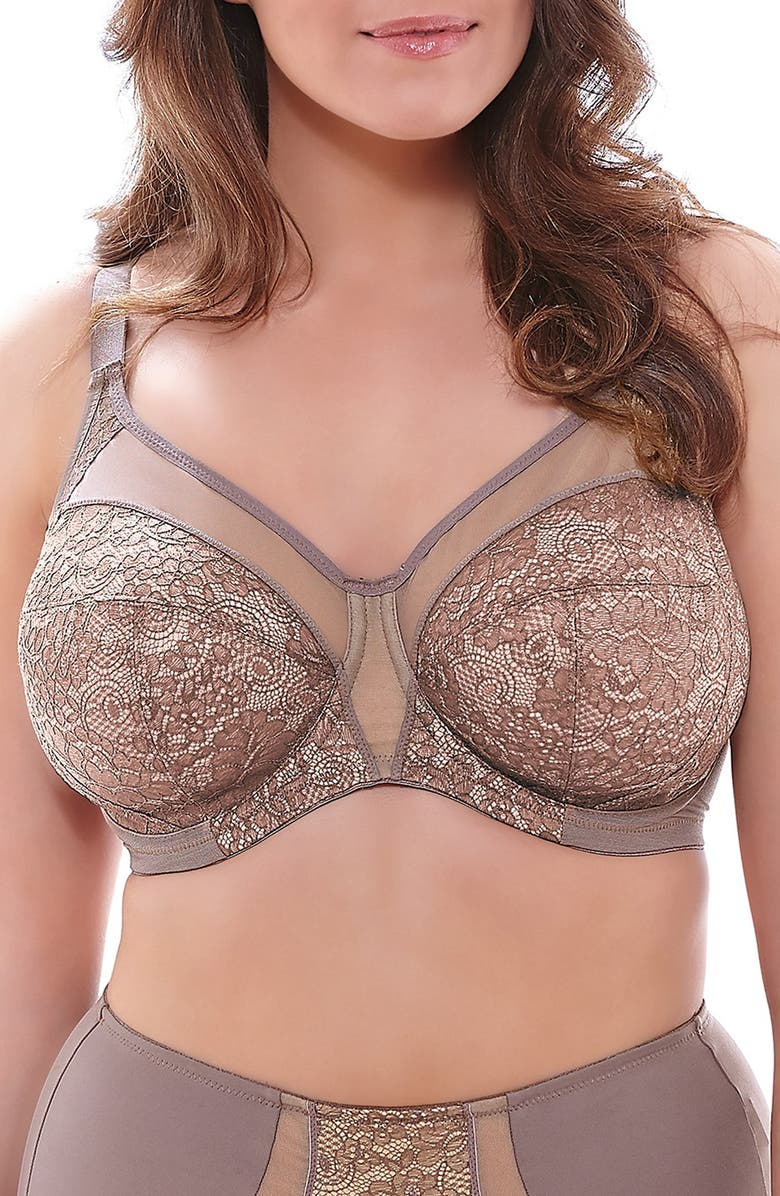 ELOMI Raquel Underwire Bra, Main, color, 031