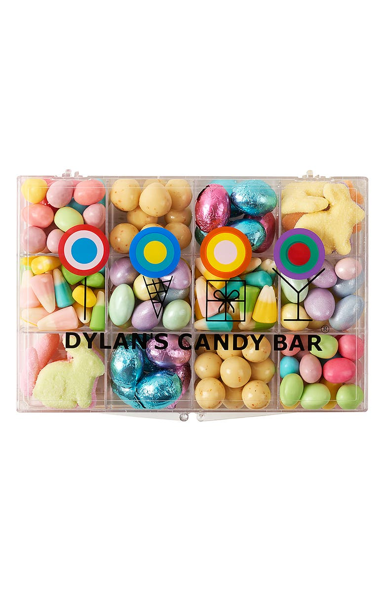 DYLAN'S CANDY BAR Easter 2019 Signature Tackle Box, Main, color, MULTI