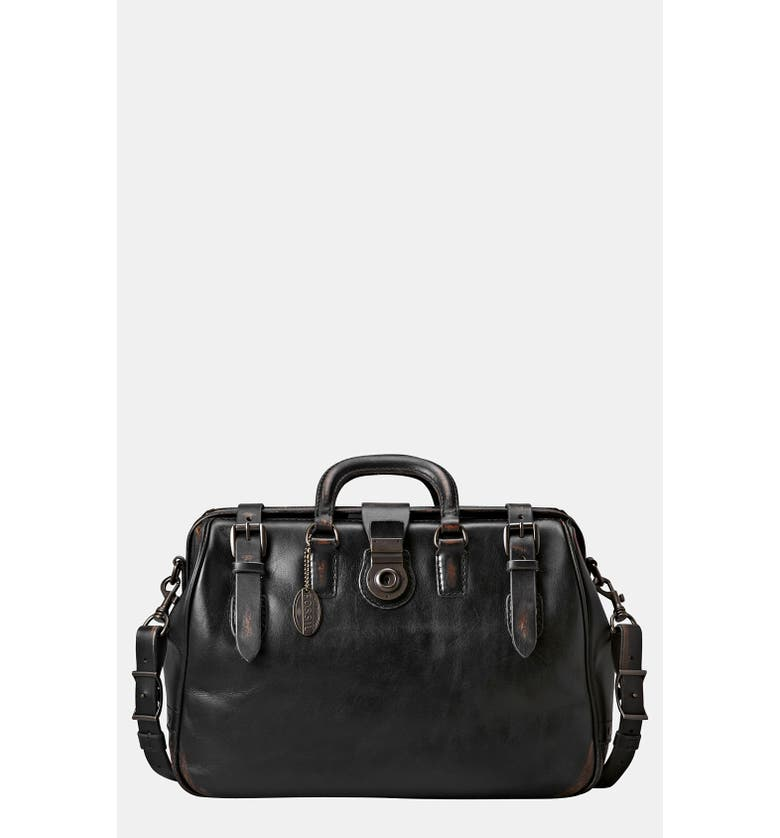 FOSSIL 'Edition' Leather Carpenter Bag, Main, color, 001