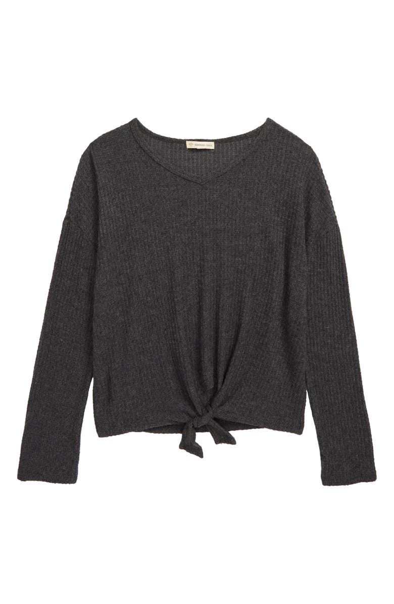 TUCKER + TATE Coziest Ever Waffle Top, Main, color, 030