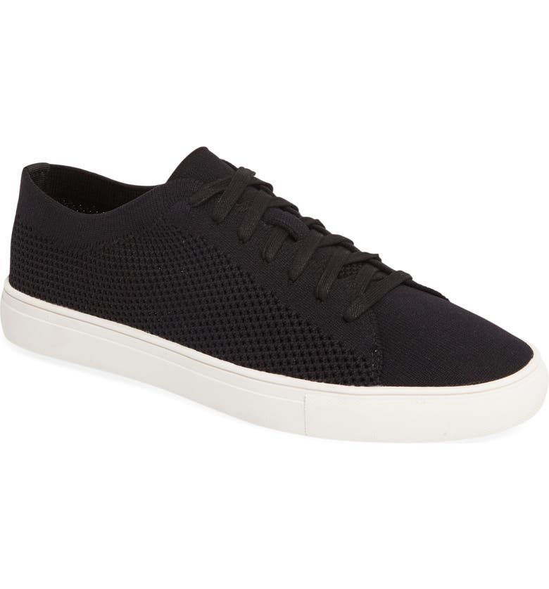REACTION KENNETH COLE On the Road Woven Sneaker, Main, color, 001