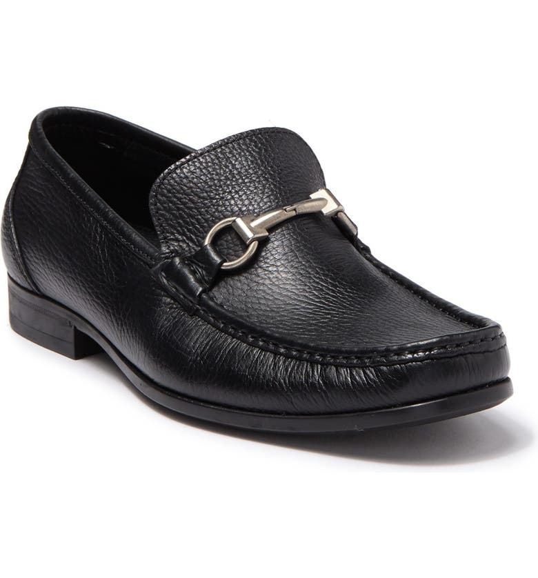 SANDRO MOSCOLONI Marquis Bit Loafer, Main, color, BLK