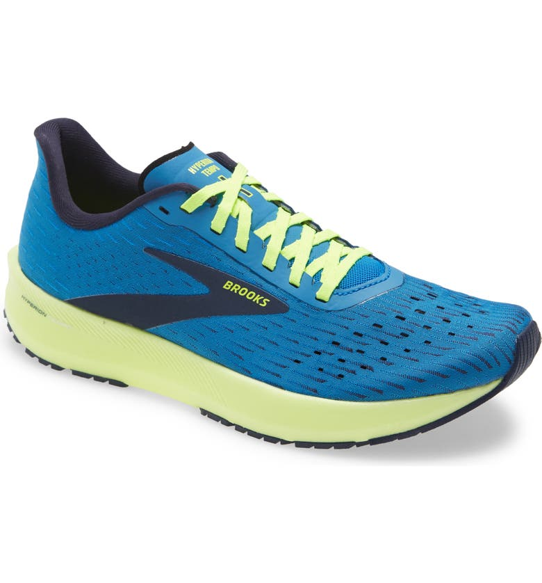 BROOKS Hyperion Tempo Running Shoe, Main, color, BLUE/ NIGHTLIFE/ PEACOCK