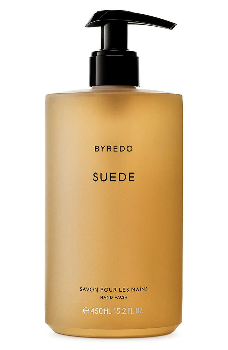 BYREDO Suede Hand Wash, Main, color, 000