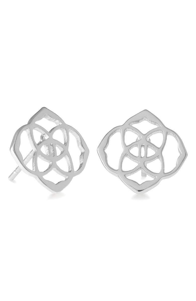 KENDRA SCOTT 'Dira' Stud Earrings, Main, color, 040
