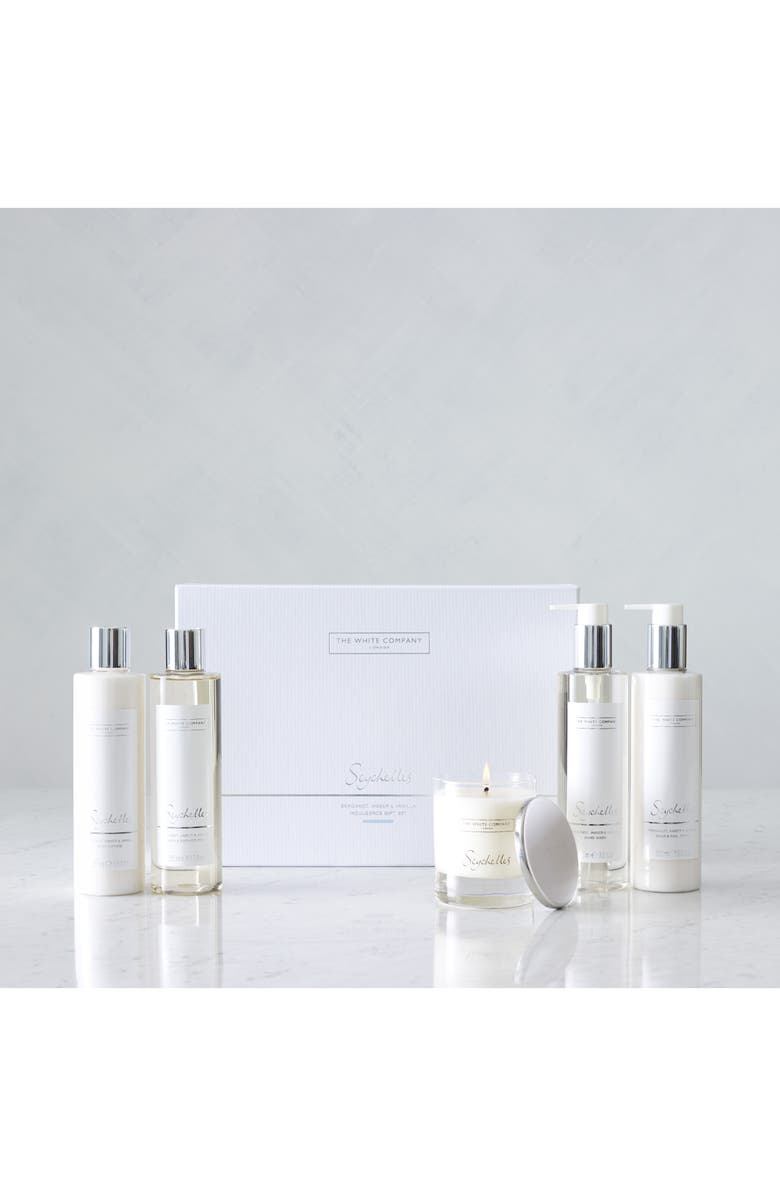 THE WHITE COMPANY Seychelles Indulgence Set, Main, color, 100