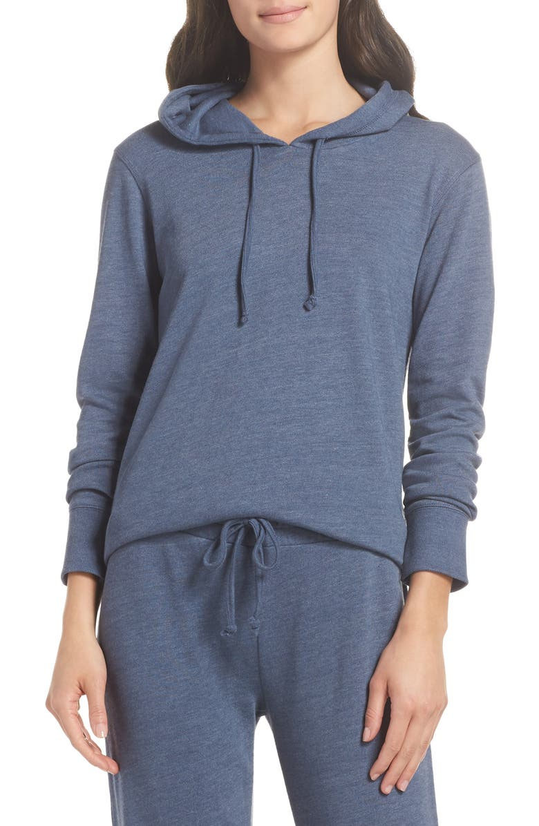 ALTERNATIVE Cozy Pullover Hoodie, Main, color, ADMIRAL BLUE