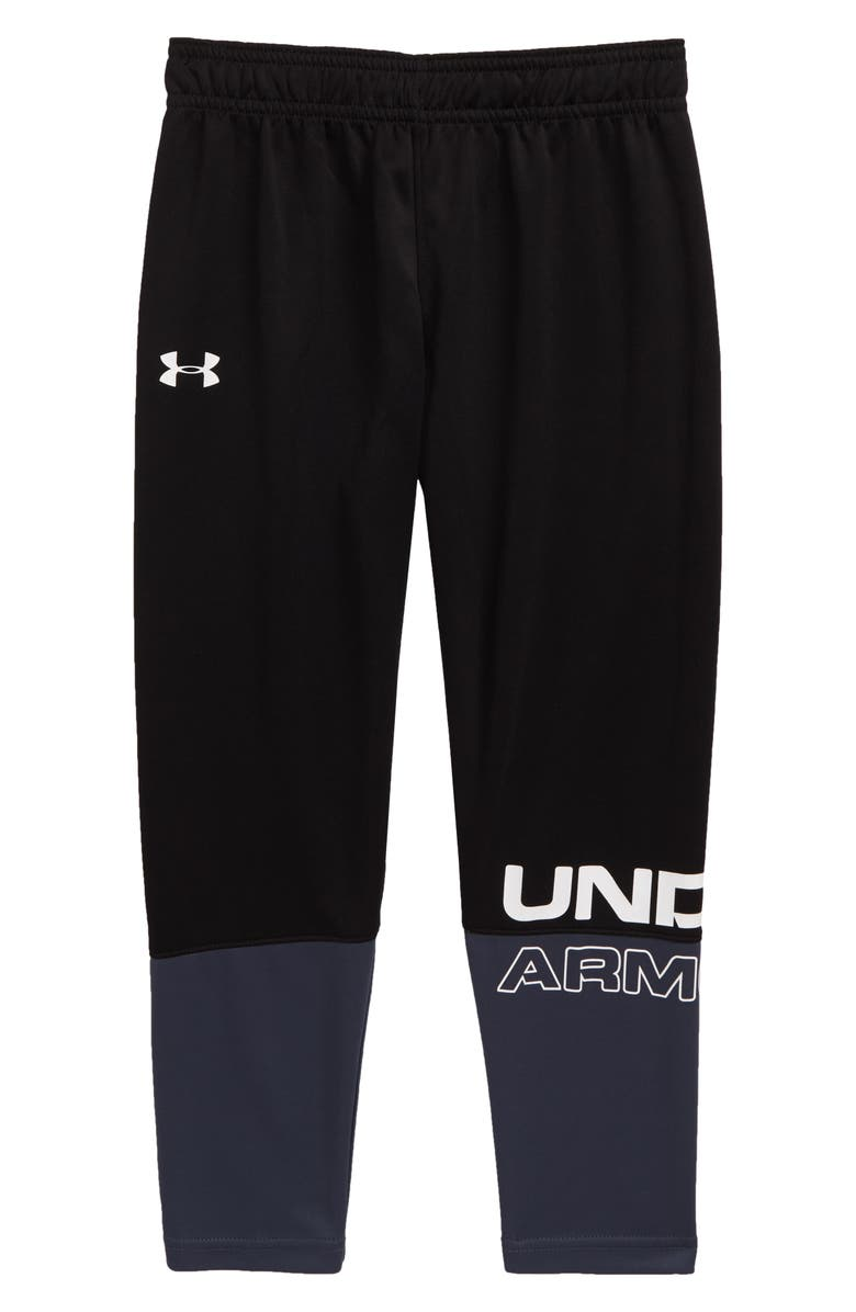UNDER ARMOUR Tyranno Pants, Main, color, 001