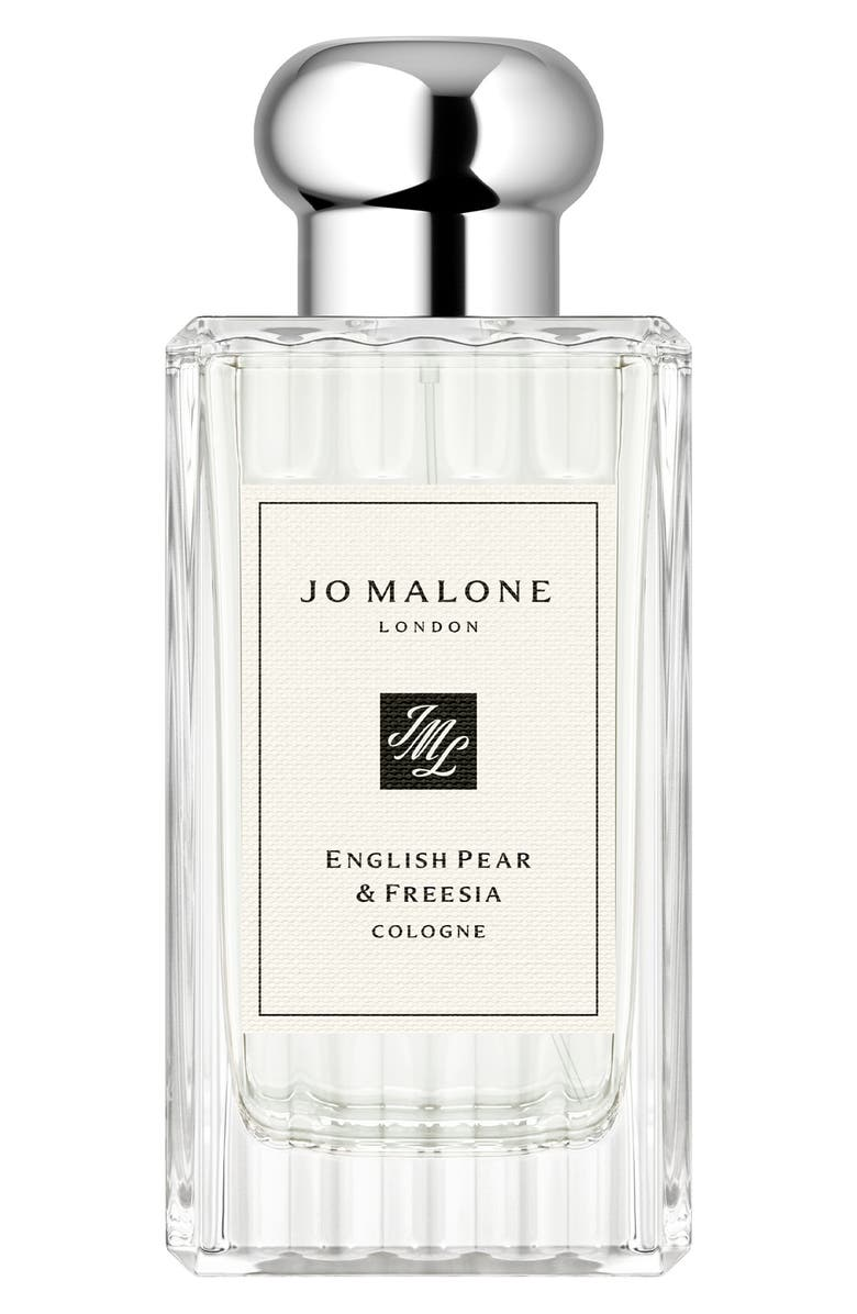 JO MALONE LONDON<SUP>™</SUP> English Pear & Freesia Cologne Fluted Bottle Edition, Main, color, NO COLOR