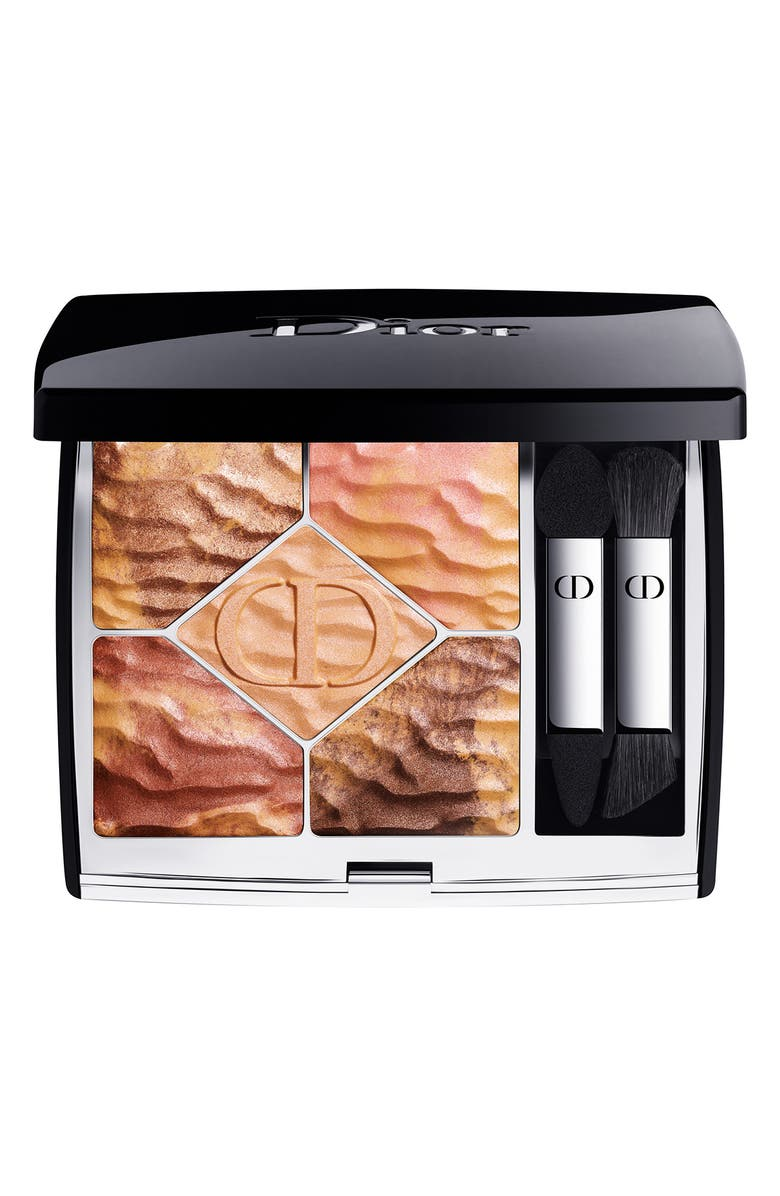 DIOR Summer Dune 5 Couleurs Eyeshadow Palette, Main, color, 200