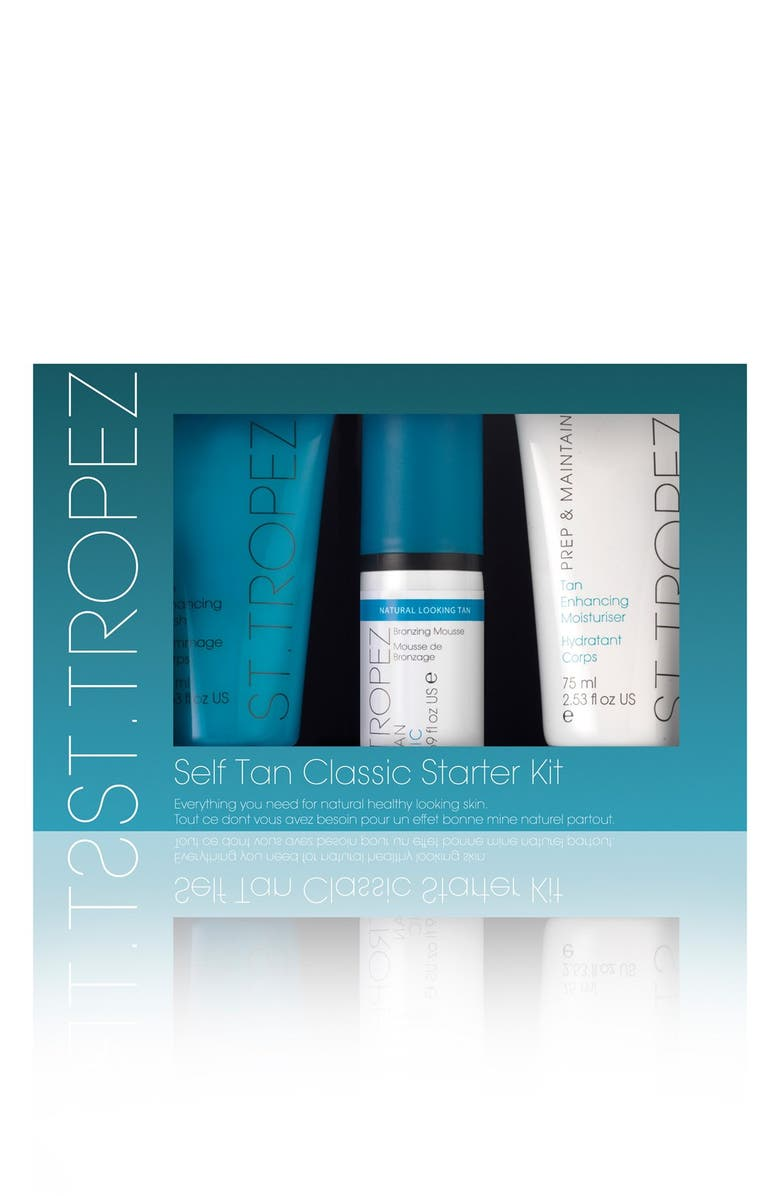 ST. TROPEZ Self Tan Starter Kit, Main, color, 000