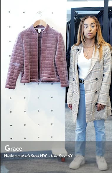 Addurre Quilted Jacket, sales video thumbnail