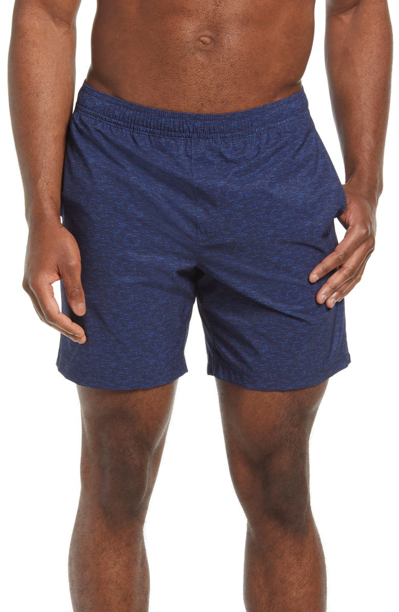 CHUBBIES The Business Executives Training Shorts, Main, color, NAVY