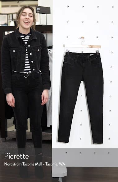 Alexa Mid Rise Skinny Jeans, sales video thumbnail