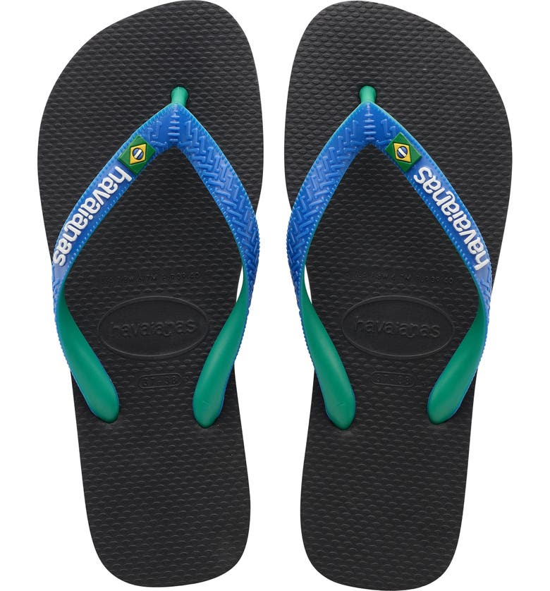 HAVAIANAS Brazil Mix Flip Flop, Main, color, 008