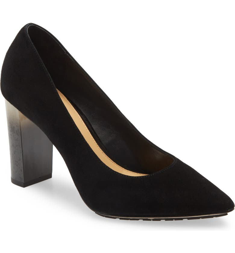 DONALD PLINER Neal Pointed Toe Pump, Main, color, 001