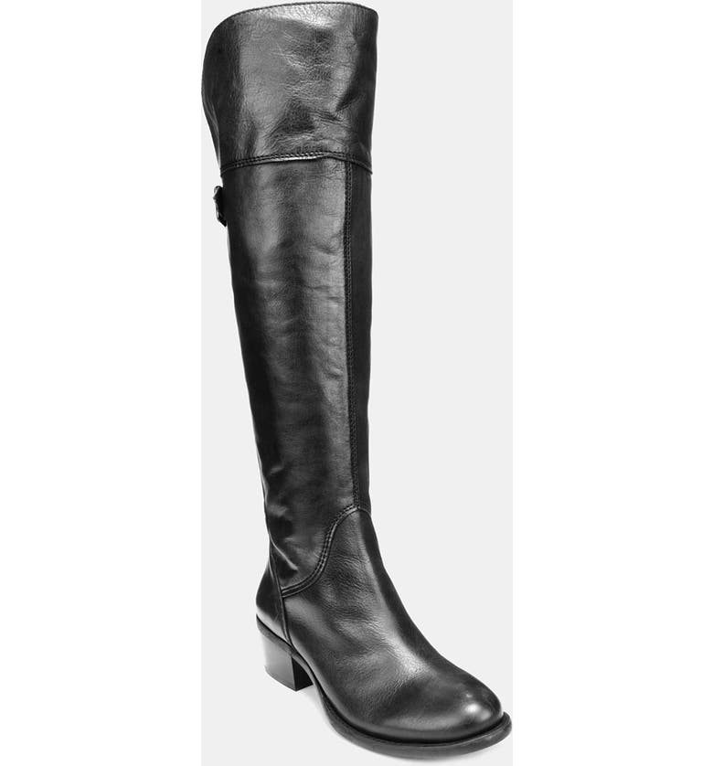 VINCE CAMUTO 'Bollo' Over-the-Knee Boot, Main, color, 001