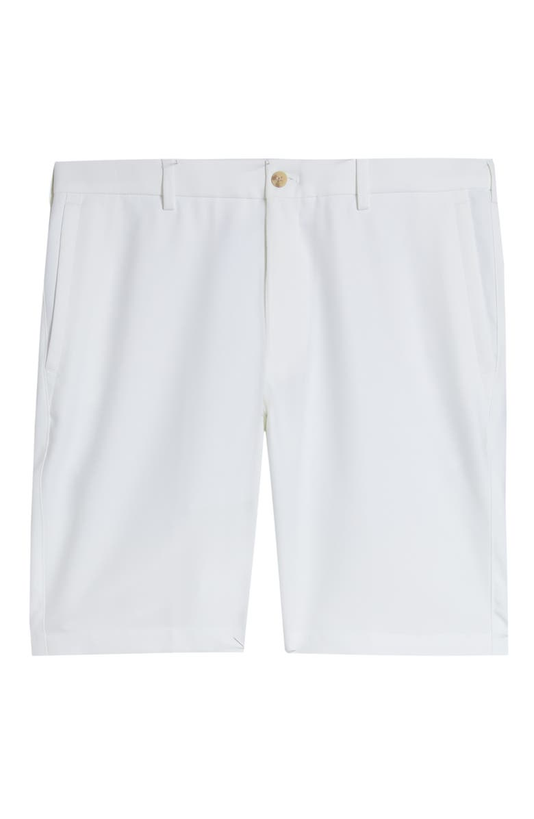 PETER MILLAR Salem High Drape Performance Shorts, Main, color, White