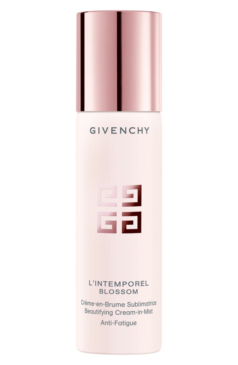 GIVENCHY L'Intemporel Blossom Beautifying Cream-in-Mist, Main, color, 000